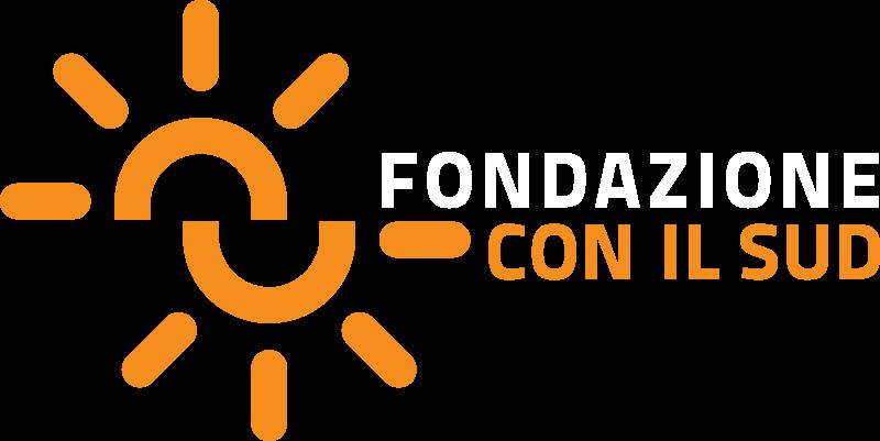 Fondazione con il sud Logo Footer